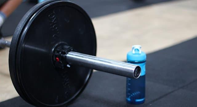 Спорт Вопрос: Что делают тяжелоатлеты, чтобы блины не слетали с концов грифа штанги при выполнении упражнений?