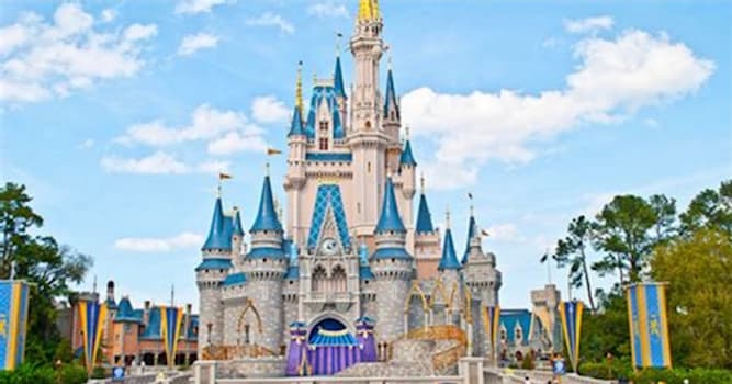Geography Trivia Question: Disney World (in Orlando, Florida, USA) is roughly the same size as which of these U.S. cities?