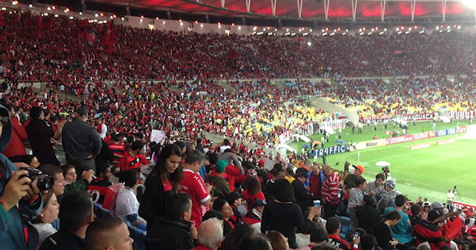 Sport Trivia Question: Flamengo is a sports club in which country?
