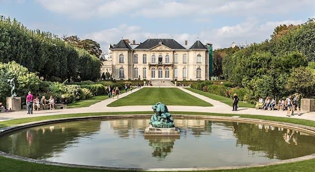 Культура Вопрос: Где находится Музей Родена, представляющий собой крупнейшее собрание работ скульптора Огюста Родена?