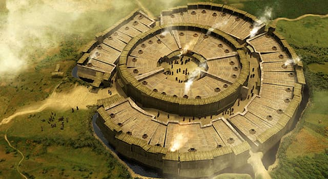 История Вопрос: Где находится «Страна городов», в пределах которой найдены городища синташтинской культуры эпохи бронзы?
