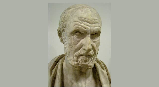История Вопрос: Где родился врач и философ Гиппократ?