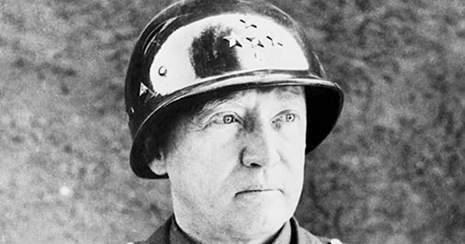 History Trivia Question: General George S. Patton was commander of the Seventh United States Army in which conflict?