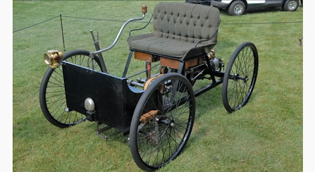 History Trivia Question: Henry Ford once worked for which of the following inventors?