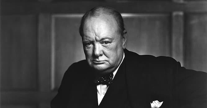 History Trivia Question: How many cigars did Winston Churchill smoke a day?