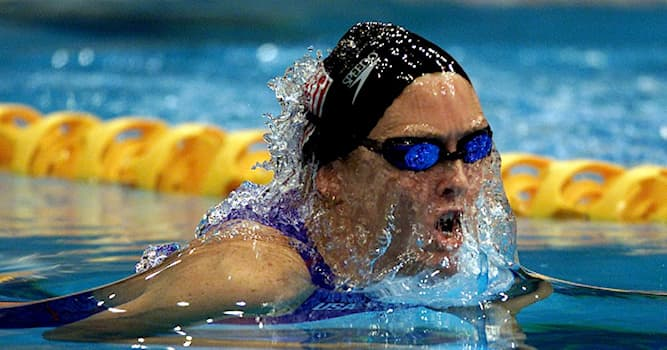 Sport Trivia Question: How many gold medals did swimmer Trischa Zorn win in the Paralympic Games?