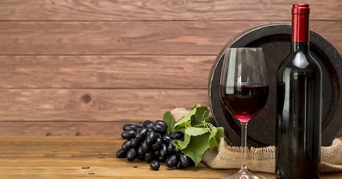 Culture Trivia Question: How much alcohol is in red wine?