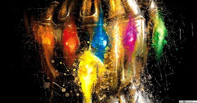 Кино Вопрос: Хранителем какого камня бесконечности в киновселенной Марвел был Вижн?