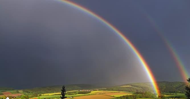 """Wissenschaft Wissensfrage: Welches Symbol repräsentiert eine """"Kaltfront"""" bei der Wettervorhersage?"""