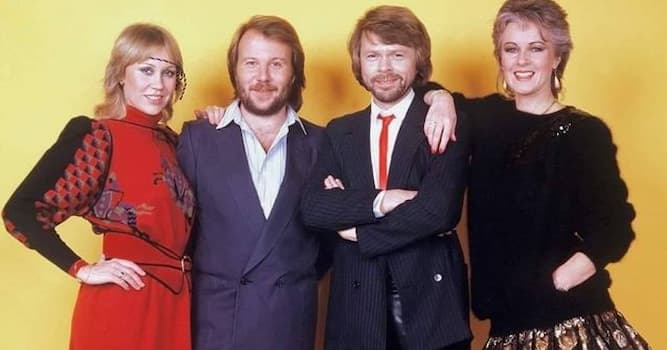 """Culture Trivia Question: In 1984, which group released a cover version of the song """"The Day Before You Came"""" by ABBA?"""