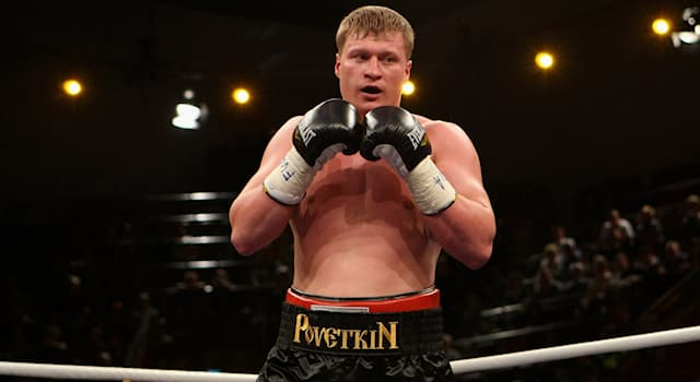 Sport Trivia Question: In August 2020, Russian heavyweight Alexander Povetkin defeated which British boxer?
