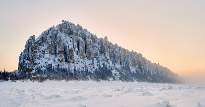 Geography Trivia Question: In which continent is Siberia located?