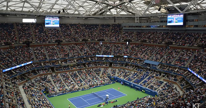 Sport Trivia Question: In which country is the Arthur Ashe Stadium (the largest tennis stadium in the world) located?