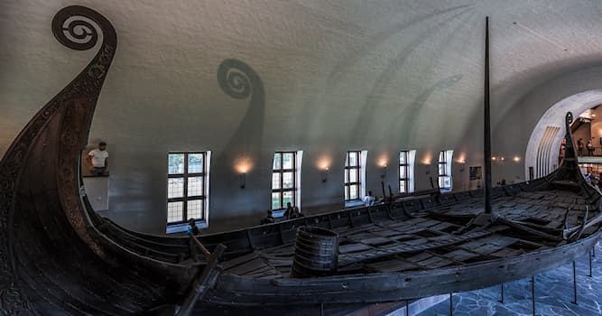 Culture Trivia Question: In which country is the Viking Ship Museum located?