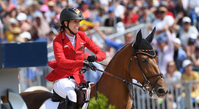 Sport Trivia Question: In which country were the World Equestrian Games held in 2018?