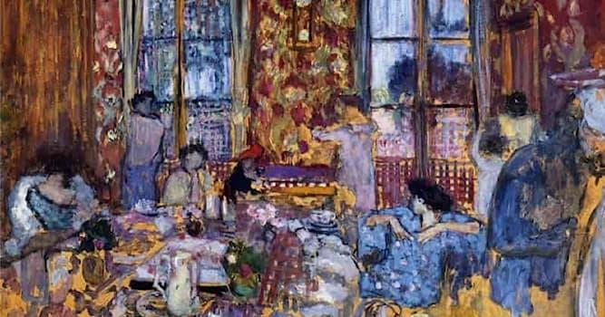 Культура Вопрос: Как называется французская художественная группа, основана Полем Серюзье в Париже в 1888 году?