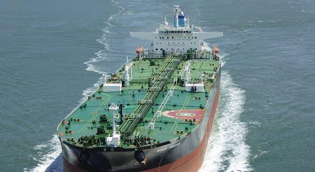 Общество Вопрос: Как называется грузовое самоходное судно, предназначенное для перевозки наливных грузов, например, нефти?