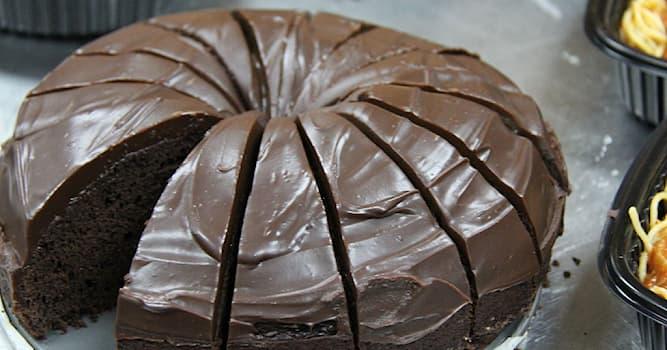 Общество Вопрос: Как называется популярный американский шоколадный торт, являющийся противоположностью торту «Пища ангелов»?