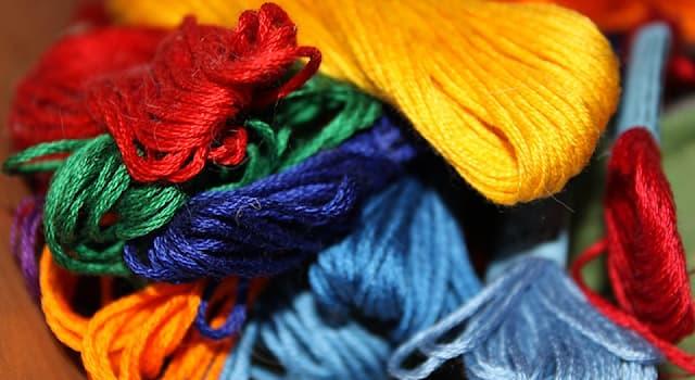 Культура Вопрос: Как называется пряжа для вышивания или других видов рукоделия?