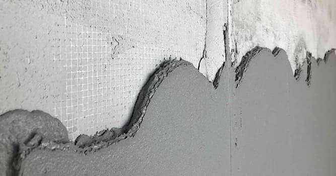 Наука Вопрос: Как называется строительная смесь для выравнивания кривых стен и завалов в них?