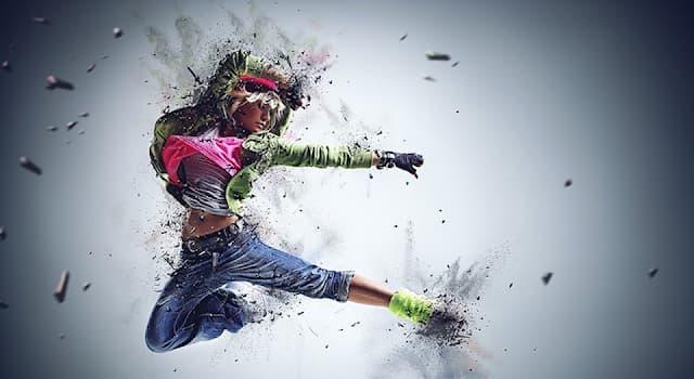 Культура Вопрос: Как называется танец, состоящий из двух быстрых шагов с небольшим подпрыгиванием?