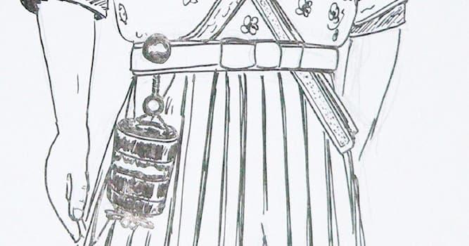 Культура Вопрос: Как называется японский брелок, носимый на поясе оби в качестве противовеса ёмкости для хранения предметов?