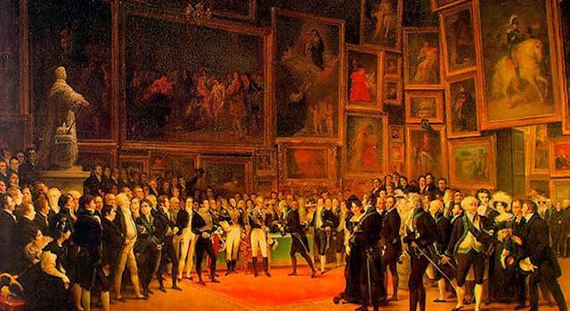 Культура Вопрос: Как называлась знаменитая выставка, на которой были представлены полотна, отвергнутые жюри Парижского салона?