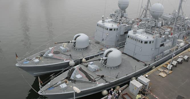 История Вопрос: Как назывались германские военно-морские силы в эпоху Третьего рейха?