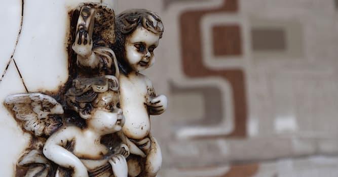 Культура Вопрос: Как называют художественный образ маленького мальчика, встречающийся в искусстве Ренессанса, барокко и рококо?