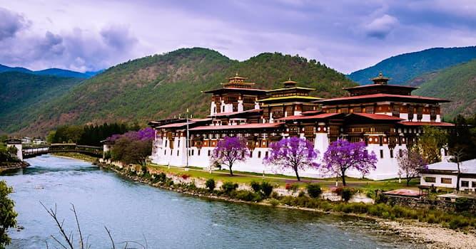Культура Вопрос: Как называют монастырь-крепость в Бутане?