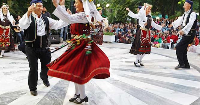 Культура Вопрос: Как возник греческий танец Сиртаки?