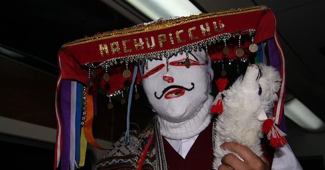 Культура Вопрос: Как звали бога смерти в мифологии инков?