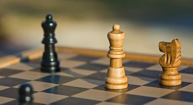 Спорт Вопрос: Какая фигура в шахматах считается самой сильной?