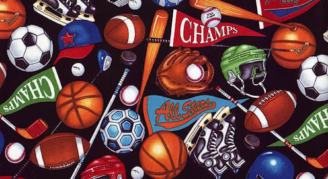 Спорт Вопрос: Какая игра была запрещена в США в конце 19 века из-за слишком большого азарта, потасовок и жульничества?