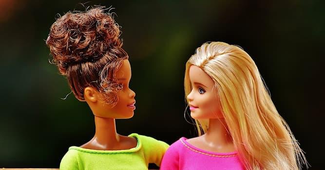 Общество Вопрос: Какая из перечисленных компаний знаменита производством кукол Барби?