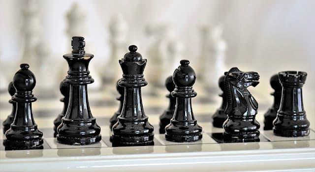 Спорт Вопрос: Какая шахматная фигура из перечисленных может перемещаться на любое число полей по диагонали?