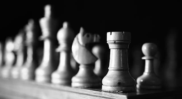 """Спорт Вопрос: Какая шахматная фигура на разных языках мира называется """"шут"""", """"офицер"""", """"копьё"""", """"епископ"""", """"охотник""""?"""