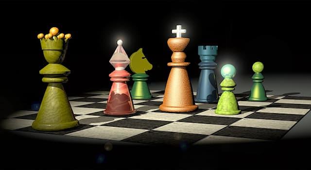 """Спорт Вопрос: Какие фигуры в шахматах называются """"лёгкими""""?"""