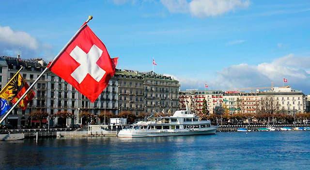 Природа Вопрос: Какое дерево является официальным в швейцарском городе Женева?