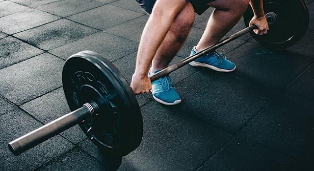 Спорт Вопрос: Какое упражнение НЕ входит в соревновательные дисциплины в пауэрлифтинге?