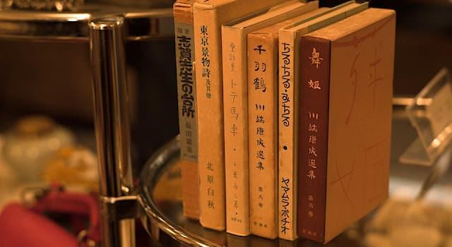 Культура Вопрос: Какое утверждение о японском писателе Харуки Мураками является ложью?