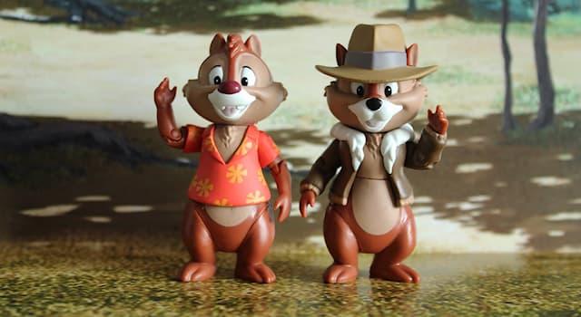 Кино Вопрос: Какими животными являются Чип и Дейл из мультсериала «Чип и Дейл спешат на помощь»?
