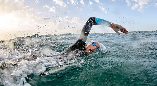 Спорт Вопрос: Когда впервые на летних Олимпийских играх провели заплывы в открытом водоеме?