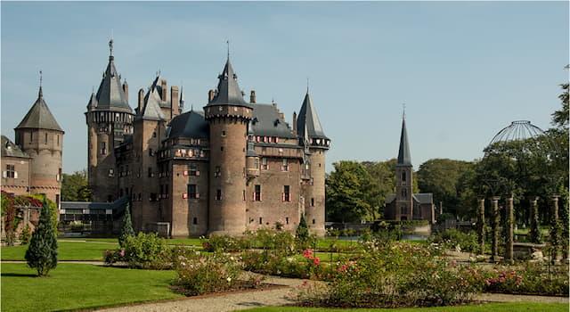 Культура Вопрос: Крупнейшим замком какой страны является замок Де Хаар?
