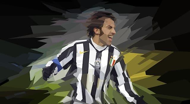 Спорт Вопрос: Кто такой Алессандро Дель Пьеро?