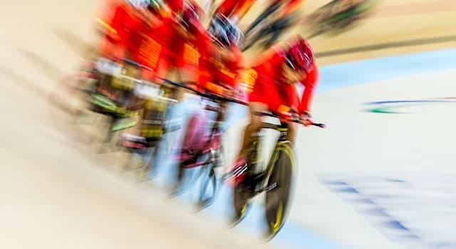Спорт Вопрос: Мэдисон — это один из видов командных гонок на выносливость в каком виде спорта?