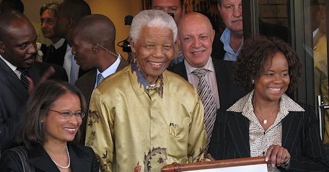 History Trivia Question: Nelson Mandela was the president of which country?