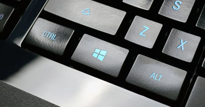 Society Trivia Question: On a computer keyboard, selecting the 'Control key' and the 'C key' at the same time, uses which shortcut?