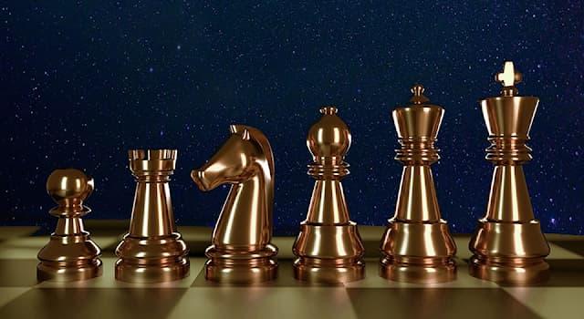 Спорт Вопрос: Передвижение какой шахматной фигуры напоминает русскую букву «Г» или заглавную букву «L» латинского алфавита?
