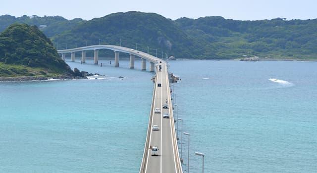 Культура Вопрос: Почему Мост Цуносима в Японии при строительстве был намеренно изогнут?